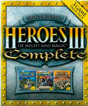 Heroes of Might and Magic 3 Complete