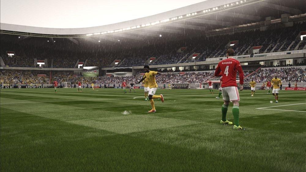 FIFA 15: ModdingWay скачать торрент бесплатно