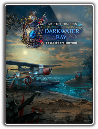 Mystery Trackers 15: Darkwater Bay