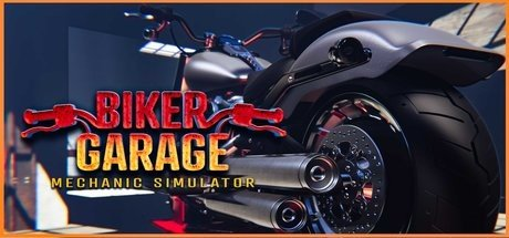 Biker Garage: Mechanic Simulator