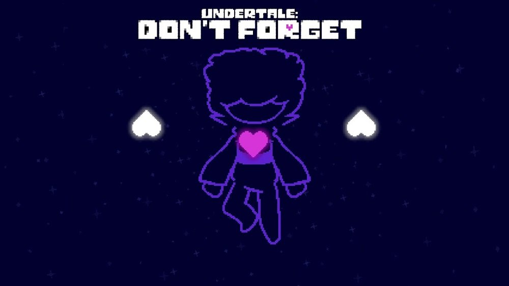 Undertale: Don't Forget