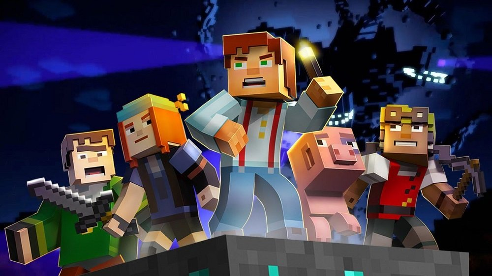Minecraft: Story Mode Season One