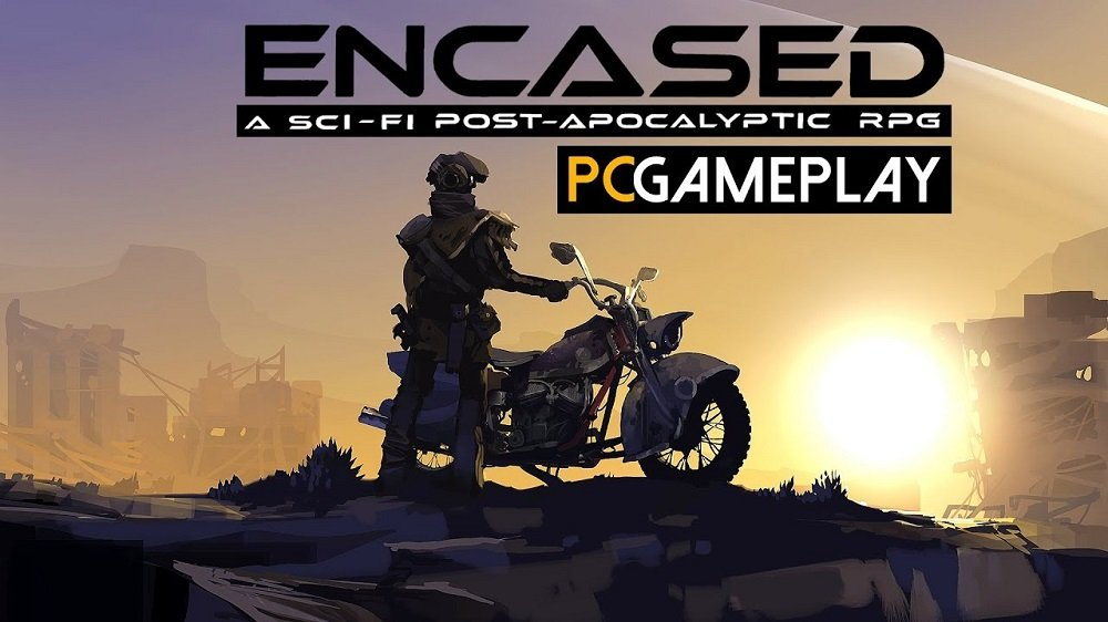 Encased A Sci Fi Post Apocalyptic RPG