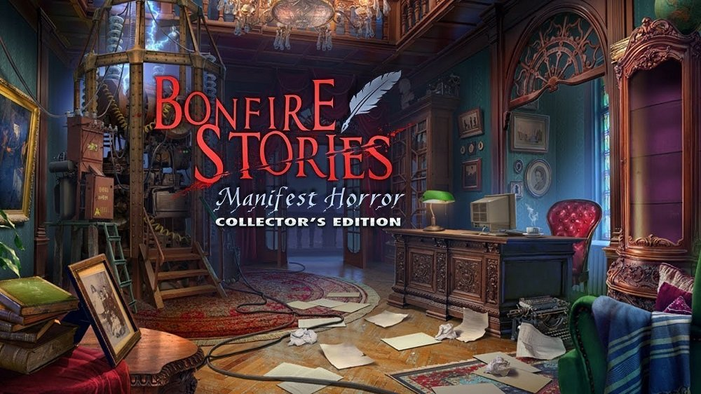 Bonfire Stories 3: Manifest Horror